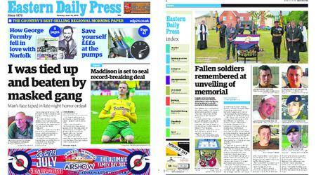 Eastern Daily Press – June 19, 2018