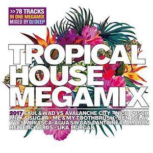 VA - Tropical House Megamix 2017 (2017)