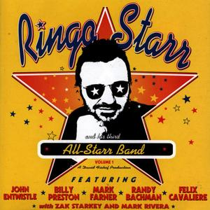 Ringo Starr And His Third All-Starr Band - Ringo Starr And His Third All-Starr Band Volume 1 (1997)
