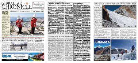 Gibraltar Chronicle – 11 May 2020