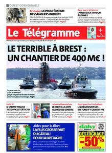 Le Télégramme Ouest Cornouaille – 09 janvier 2021