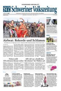 Schweriner Volkszeitung Hagenower Kreisblatt - 15. Juli 2019