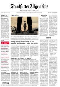 Frankfurter Allgemeine Zeitung F.A.Z. - 01. September 2018