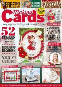 Making Cards & Papercraft - December 2017