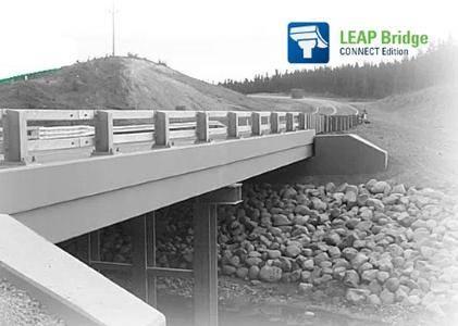LEAP Bridge Concrete CONNECT Edition V17 Maintenance 1