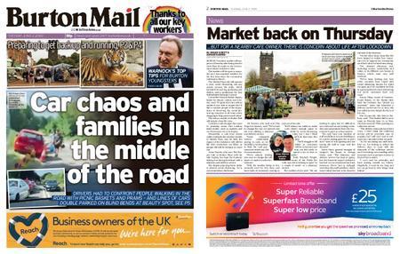 Burton Mail – June 02, 2020