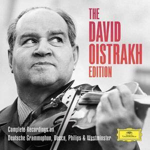 The David Oistrakh Edition: Complete Recordings on Deutsche Grammophon, Decca, Philips & Westminster (2016) [22 CD, APE]