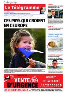 Le Télégramme Guingamp – 24 mai 2019