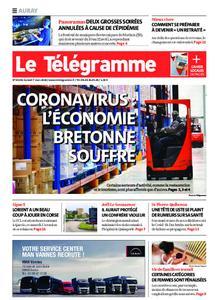 Le Télégramme Auray – 07 mars 2020