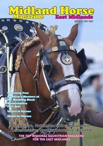 Midland Horse: East Midlands – July 2020