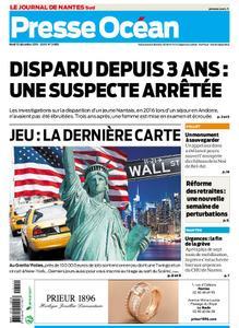 Presse Océan Nantes Sud Vignoble – 10 décembre 2019