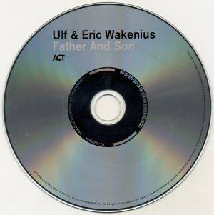 Ulf & Eric Wakenius - Father And Son (2017) {ACT}