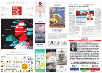 The Globe and Mail – March 24, 2018
