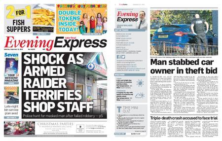 Evening Express – September 21, 2019