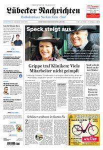 Lübecker Nachrichten Ostholstein Süd - 14. April 2018