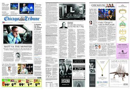 Chicago Tribune – October 22, 2017
