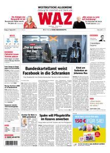 WAZ Westdeutsche Allgemeine Zeitung Oberhausen-Sterkrade - 08. Februar 2019