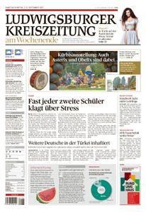 Ludwigsburger Kreiszeitung - 02. September 2017
