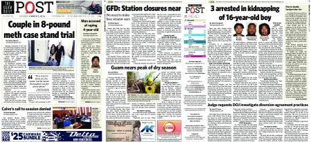 The Guam Daily Post – March 03, 2018