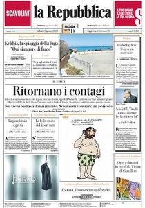la Repubblica - 1 Agosto 2020