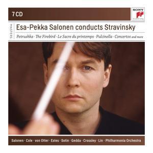Esa-Pekka Salonen - Esa-Pekka Salonen Conducts Stravinsky (2017)