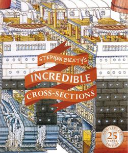 Incredible Cross-Sections, 25th Anniversary Edition