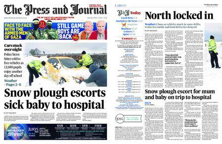 The Press and Journal Moray – March 03, 2018