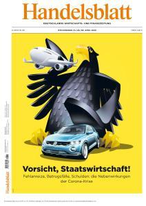 Handelsblatt - 24-26 April 2020