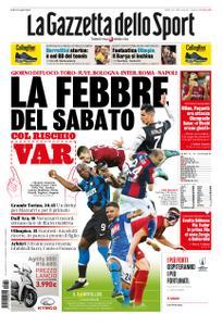 La Gazzetta dello Sport Roma – 02 novembre 2019