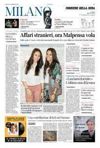 Corriere della Sera Milano - 10 Febbraio 2018