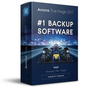 Acronis True Image 2017 New Generation 21.0.0.6206 Bootable ISO