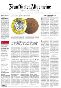 Frankfurter Allgemeine Zeitung - 15 Mai 2020