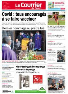 Le Courrier de l'Ouest Cholet – 14 août 2021