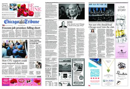 Chicago Tribune – February 10, 2019