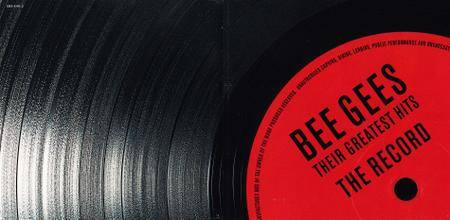 Bee Gees - Their Greatest Hits: The Record (2001) 2CDs, Australian Edition