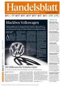 Handelsblatt - 05. November 2015