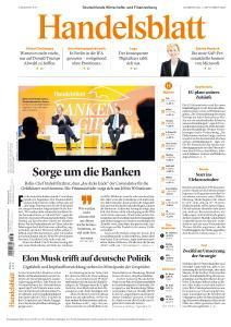 Handelsblatt - 3 September 2020