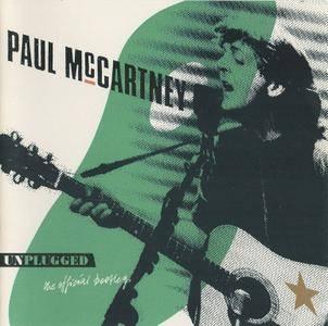 Paul McCartney - Unplugged (The Official Bootleg) (1991)