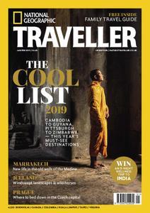 National Geographic Traveller UK – January 2019