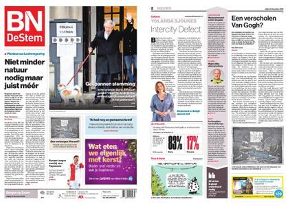 BN DeStem - Bergen op Zoom – 13 december 2019