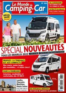 Le Monde du Camping-Car - octobre 2021