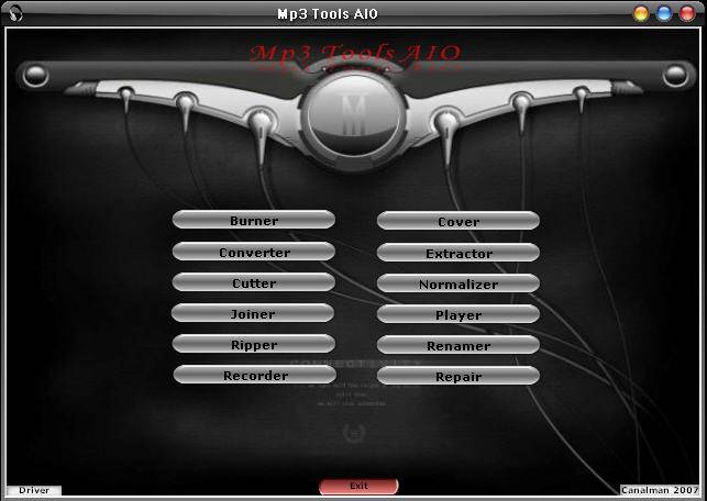 mp3 tools AIO by canalman