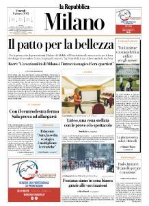 la Repubblica Milano - 11 Giugno 2021