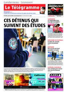 Le Télégramme Landerneau - Lesneven – 06 mai 2019