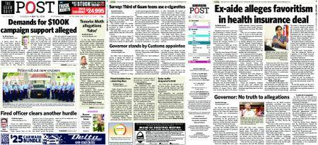 The Guam Daily Post – May 10, 2018