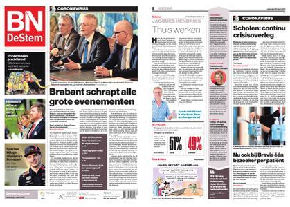 BN DeStem - Bergen op Zoom – 11 maart 2020