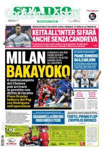 Corriere dello Sport Parma - 8 Agosto 2018