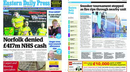 Eastern Daily Press – March 05, 2019