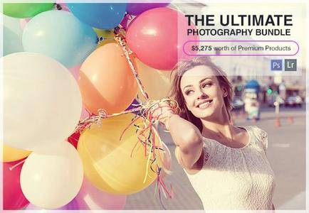 InkyDeals - The Ultimate Photography Bundle (Update 2017)