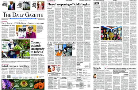 The Daily Gazette – May 16, 2020